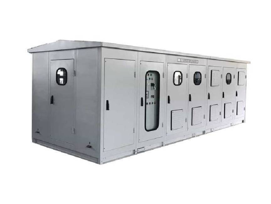 HT Automatic PFCorrection (APFC) Panel - 3.3 KV, 6.6 KV, 11 KV etc